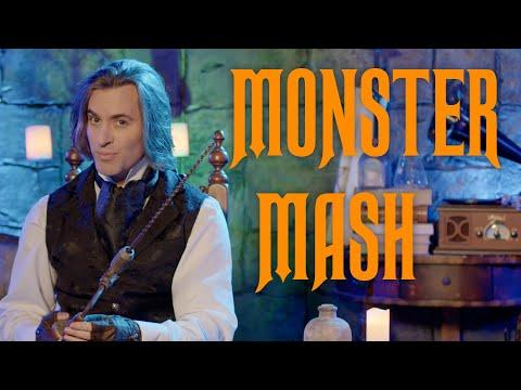 Monster Mash | Low Bass Singer Cover | Geoff Castellucci #Video