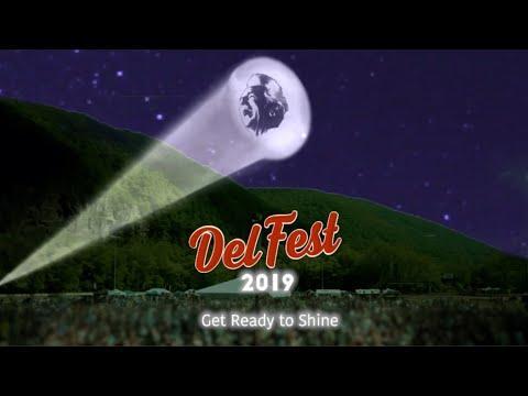 DelFest Bluegrass Congress 2018 - Del & Dawg