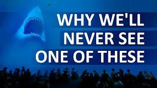 WHY NO AQUARIUM HAS A GREAT WHITE SHARK