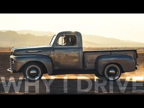 """For Sale or For Parts"" - Lori's resurrected 1948 Ford F1 truck 