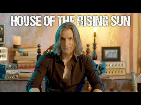 HOUSE OF THE RISING SUN | Bass Singer Cover | Geoff Castellucci #Video