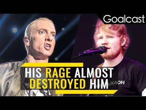 How did Eminem save Ed Sheeran | Life Stories | Goalcast