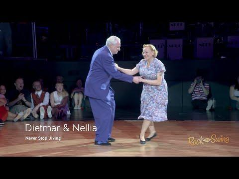 Dietmar and Nellia - Never Stop Jiving