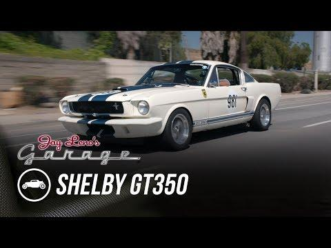Original Venice Crew's 1950 Shelby GT350 Competition Continuation - Jay Leno's Garage