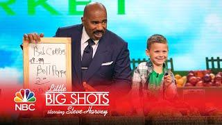Little Big Shots - Amazing Little Farmer (Episode Highlight)