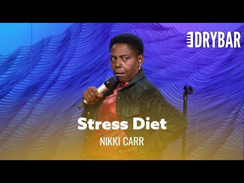 The Stress Diet Is The Only Way To lose Weight. Nikki Carr #Video