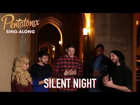 [SING-ALONG VIDEO] Silent Night – Pentatonix