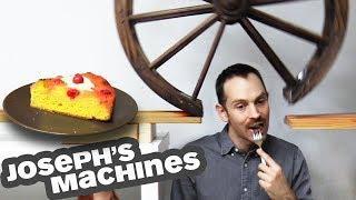 The Cake Server | Joseph's Most Complex Machine Ever