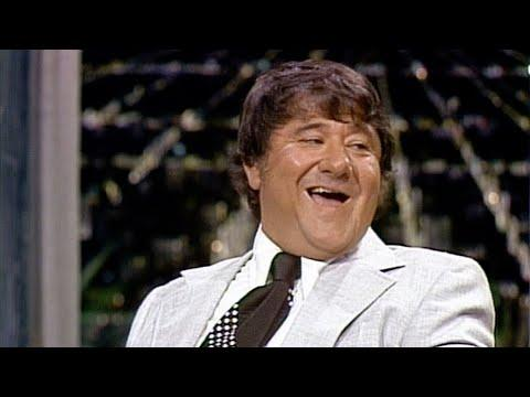 Buddy Hackett Jokes With Johnny About Being Married Multiple Times On Carson Tonight Show