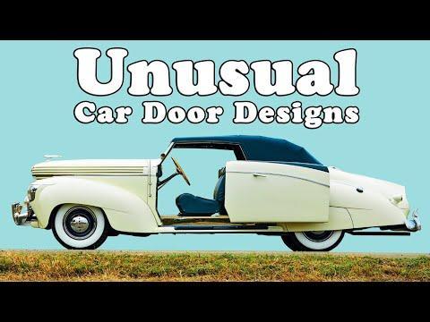 Unusual Car Door Designs Video