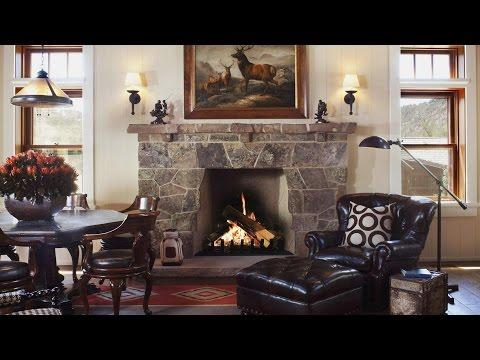 Flickering Virtual Fireplaces To Warm Your Heart
