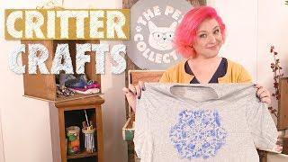DIY Pet Kirigami   Critter Crafts