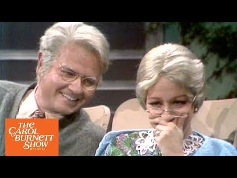 Hilarious! The Old Folks from The Carol Burnett Show (full sketch)