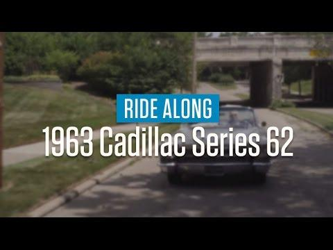 1963 Cadillac Series 62 Convertible | Ride Along