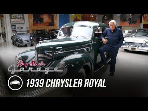 Johnny Carson's 1939 Chrysler Royal Video - Jay Leno's Garage