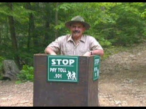 Candid Camera Classic: Hiking Toll!
