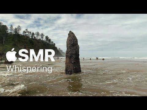 Apple ASMR - Whispers from Ghost Forest - Shot on iPhone