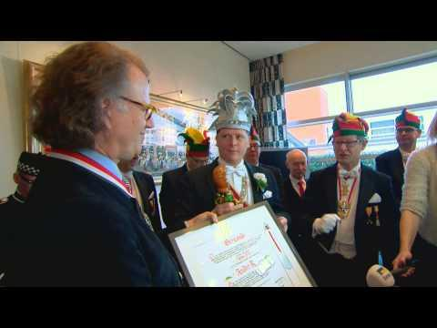 André Rieu - Receives Medal Of Honor From Tempeleers.