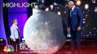 Little Big Shots - He's a Rising Star! (Episode Highlight)