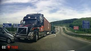 Amazing Trucks Driving Skills - Awesome Semi Trucks Drivers - Extreme Lorry Drivers WIN (part 2)