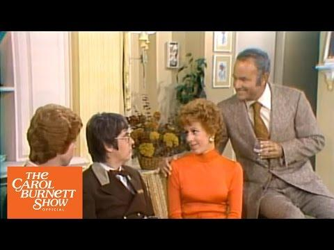 Carol And Sis: Dinner Invitation From The Carol Burnett Show (full Sketch)