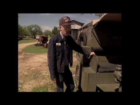 Model T Restorers Video (Texas Country Reporter)