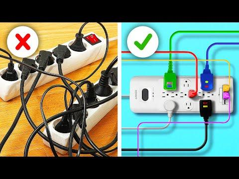 21 SIMPLE HIGH-TECH SOLUTIONS FOR YOUR GADGETS