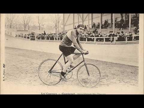 43 Vintage Photos of Men and Bicycles from the Early 20th Century