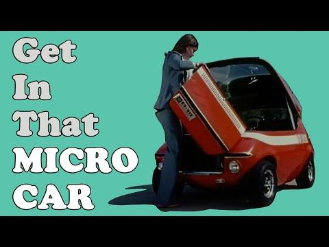Get In That Micro Car Video!
