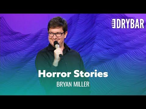Horror Stories From A Motel 6 Bathroom. Bryan Miller #Video