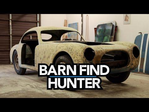 Fiberglass Cisitalia had half a Duesenberg engine & raced at Bonneville | Barn Find Hunter - Ep 72