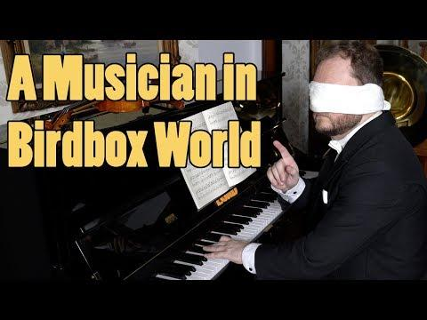 A Pianist in Birdbox World