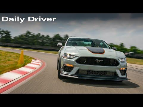 2021 Ford Mustang Mach 1, 2021 Ford Bronco, Hertz Car Sales - Daily Driver