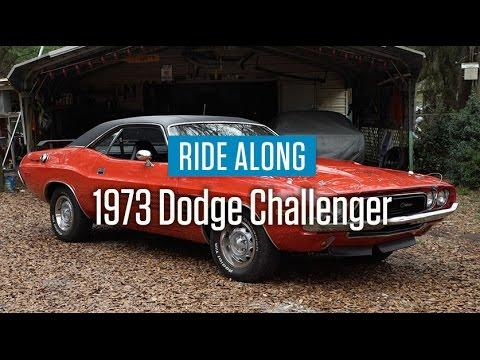 1973 Dodge Challenger | Ride Along