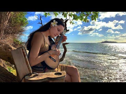 Taimane Video - Cello Suite No. 1 in G Major on Ukulele - Hawaii
