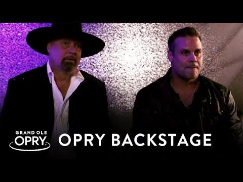 A Night At The Opry With Montgomery Gentry | Backstage At The Opry | Opry