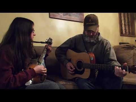 The Wizard's Walk by Jay Ungar cover video on Mandolin. MandoGirl 88