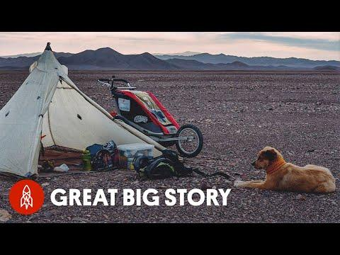 Why One Man Is Walking Around the World With His Dog Video