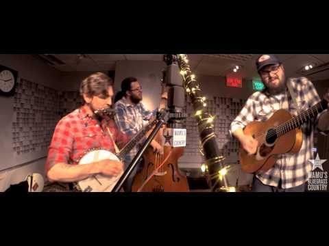 The Tillers - Willie Dear [Live at WAMU's Bluegrass Country]