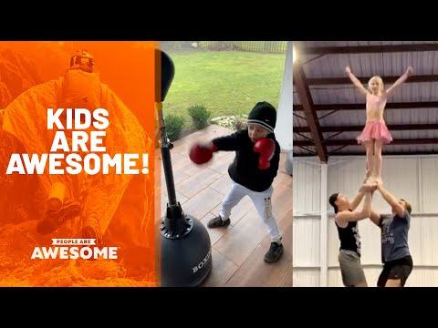 Sports Prodigies Video | Kids Are Awesome!