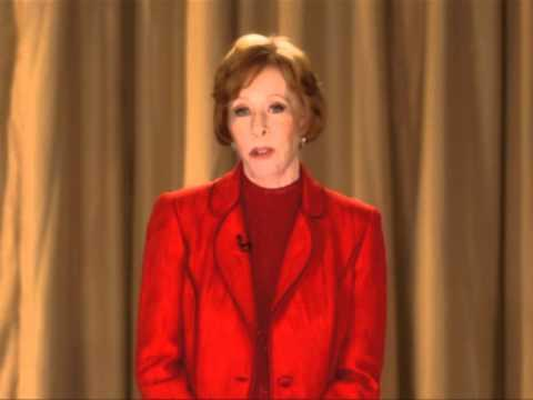 Carol Burnett Lost Episodes Signed Edition Announcement