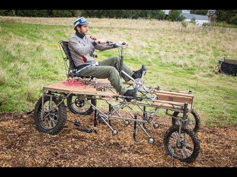 Amazing Homemade Inventions 01