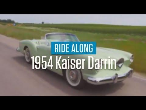 1954 Kaiser Darrin | Ride Along
