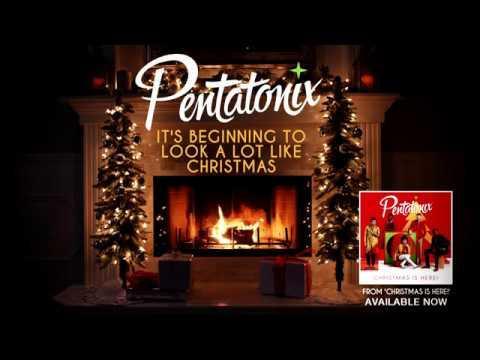 [Yule Log Audio] It's Beginning To Look A Lot Like Christmas - Pentatonix