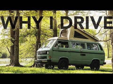 Finding Escape in a 1985 Volkswagen Vanagon Westfalia   Why I Drive - Ep. 11