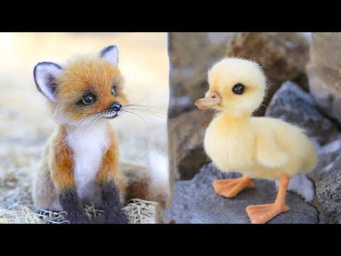 Cute baby animals Videos Compilation cute moment of the animals - Cutest Animals #7