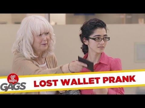 Multiple Wallet Thieves Prank