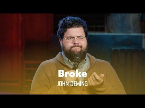 The Sad Truth About Being Broke. John Deming