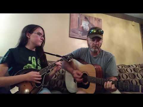 Two Guitars on mandolin video. MandoGirl 88