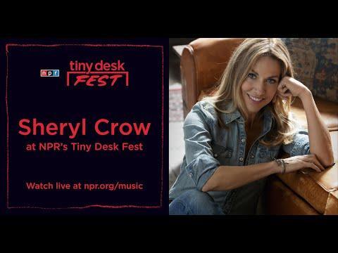 Sheryl Crow: Tiny Desk Concert
